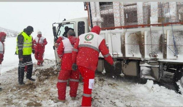 1140 نفر در استان سمنان امدادرسانی شدند