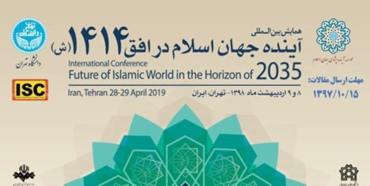 همایش بین المللی آینده دنیا اسلام در افق 1414