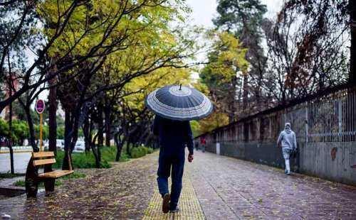 از فردا موج تازه بارندگی ها شدت می گیرد