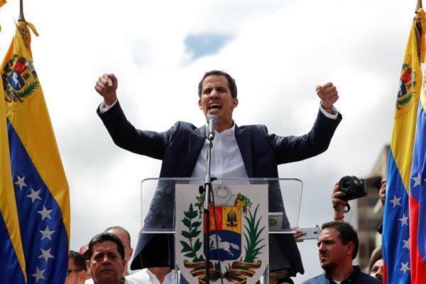 توئیت گستاخانه گوایدو درباره مادورو؛ باید بروی!