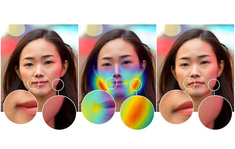 این ابزار هوشمند چهره های فتوشاپی را تشخیص می دهد