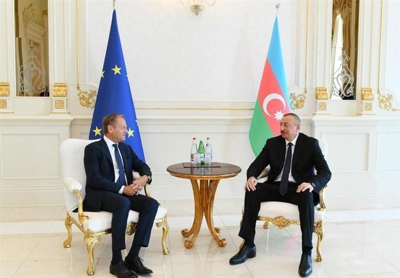 سفر رئیس شورای اروپا به جمهوری آذربایجان