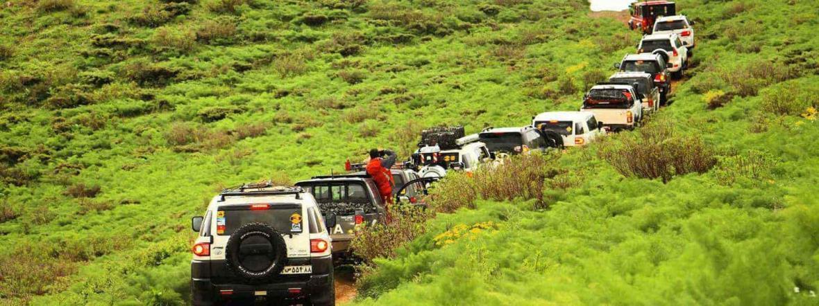 واکنش یکی از برگزارکنندگان رالی جنگل های هیرکانی ، خودروها را مدیریت می کنیم ؛ 90 درصد جهت هم جنگلی نیست