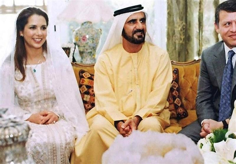 حمله شدید یک اماراتی به شاهزاده اردنی به سبب جدایی از حاکم دبی
