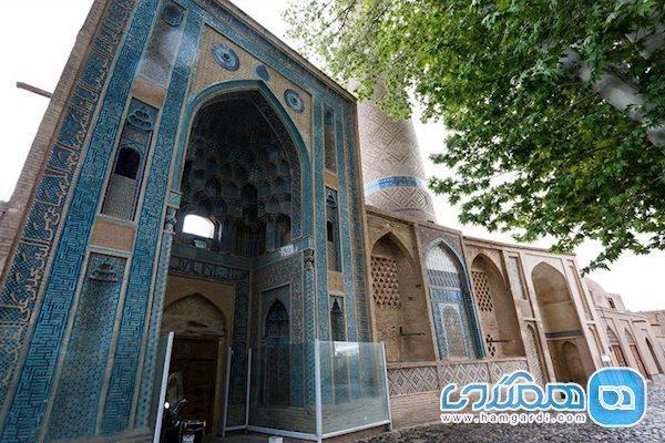 مسجد جامع نطنز، میراث زیبای ایلخانان