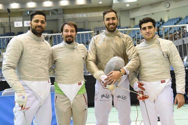 سابریست های ایران بجای الجزایر به مصر می روند، سهمیه المپیک در قاهره قطعی می شود؟