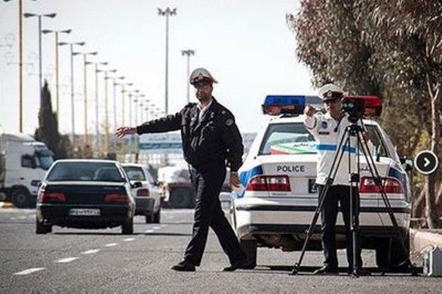 رفع گره های ترافیکی اول مهر با استقرار 270 پست ثابت پلیس راهور
