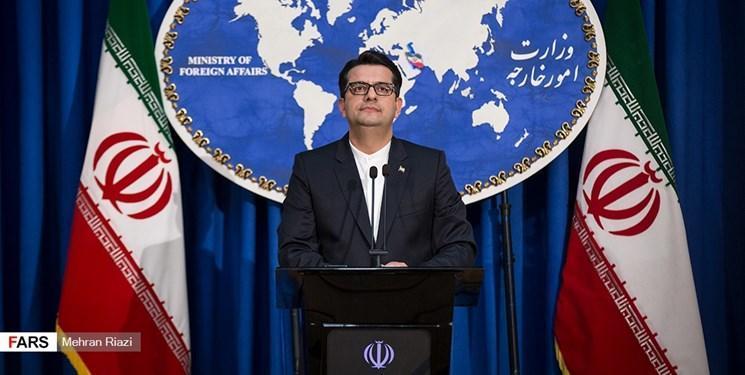 همدردی ایران با دولت و ملت پاکستان در پی وقوع زلزله در این کشور