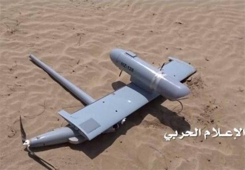 یمن پهپاد جاسوسی ائتلاف سعودی را در الحدیده ساقط کرد
