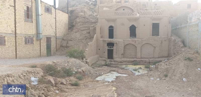 هیچ خانه ای در شهر شاهدیه یزد تخریب نشده است
