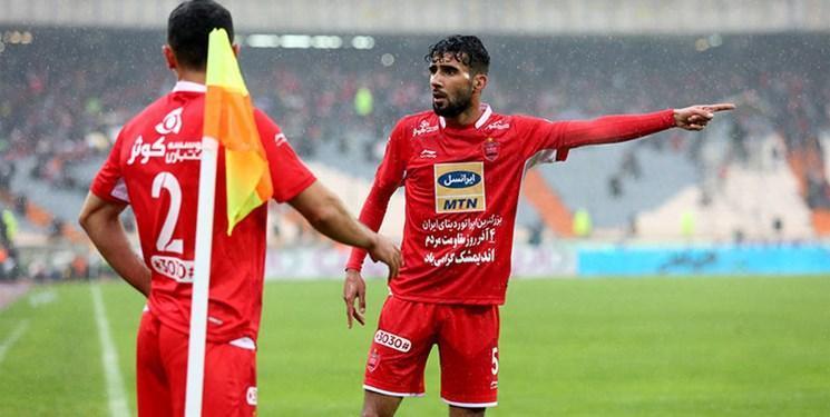 رسن تا آخر هفته در تهران، بازیکن عراقی بازی بعدی پرسپولیس را از دست داد