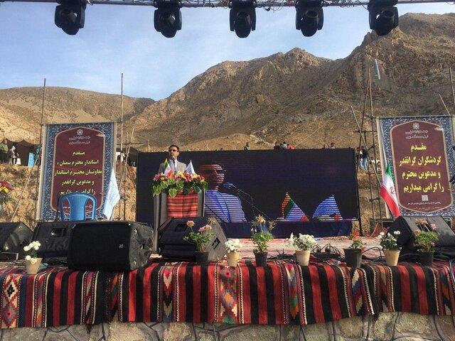 شروع نخستین جشنواره ملی ایل عشایر سنگسری در مهدیشهر