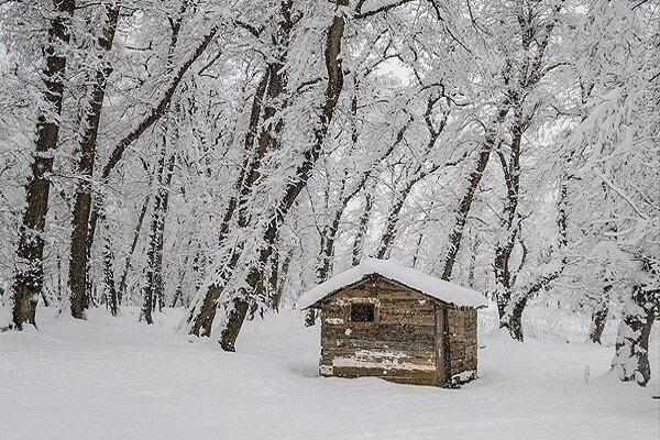 برف و باران تا خاتمه هفته مهمان ایران است ، کاهش 10 درجه ای دما