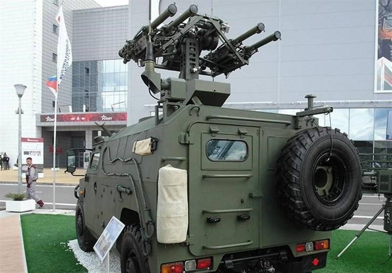 آزمایش پیروز جدیدترین نمونه سامانه پدافند هوایی در روسیه