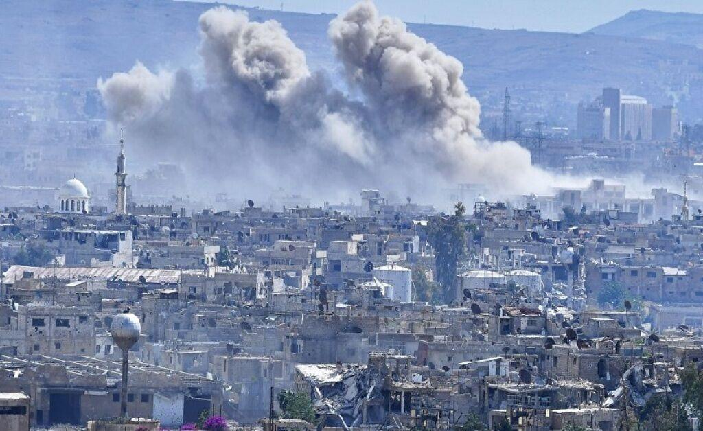 خبرنگاران درخواست های جهانی برای کاهش تنش ها در شمال غرب سوریه