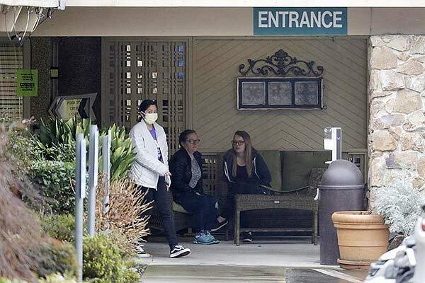 تلفات کرونا در آمریکا به 6 نفر رسید