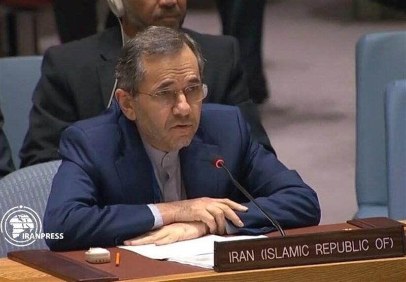 تخت روانچی: تحریم های ایران تمام بشریت را مورد حمله قرار می دهد