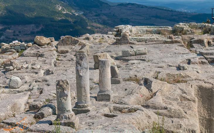 اکتشافات باستان شناسی شناخته شده در بلغارستان
