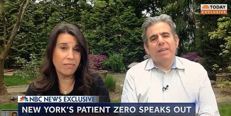 کرونا در آمریکا ، بیمار صفر نیویورک سکوتش را شکست