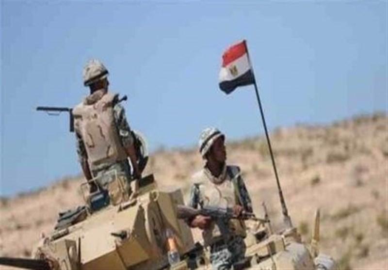حمله به نیروهای ارتش مصر در شمال سیناء