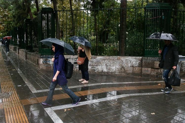 پیش بینی شرایط بارش ها در پاییز و زمستان