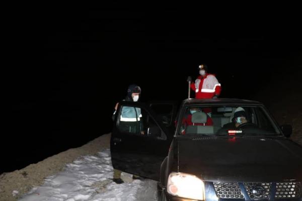 خبرنگاران جستجو برای نجات پنج کوهنورد در ارتفاعات زرین کوه دماوند ادامه دارد