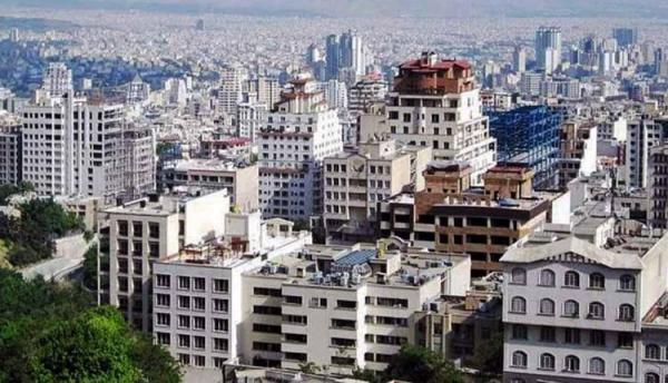 محدوده قیمتی املاک میان سال در بازار پایتخت
