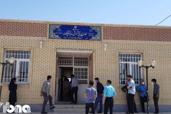 یک مرکز کانون پرورش فکری و یک کتابخانه در خوزستان افتتاح شد